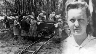 Thumbnail # Plavovlasá mrcha Dorothea Binz z koncentračního tábora Ravensbrück: Když si vzala krumpáč, zachvátil vězně strach