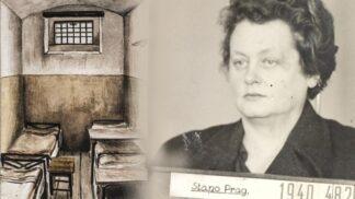 Místo, kde nacisté týrali Miladu Horákovou či Milenu Jesenskou