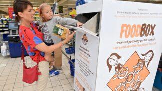 Speciální Food Boxy zachraňují potraviny a pomáhají potřebným