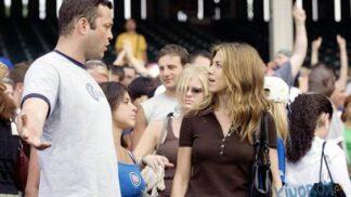 Romantická komedie Rozchod!: Přestože Jennifer Aniston a Vince Vaughn hráli rozhádaný pár, během natáčení se dali v reálu dohromady