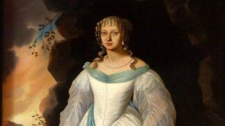 Bílá paní Perchta z Rožmberka byla ve skutečnosti oběť domácího násilí # Thumbnail