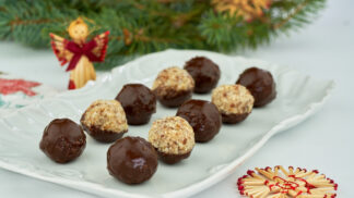 Recepty na zdravé vánoční cukroví: Vyměňte bílou mouku za zdravější variantu, slaďte medem # Thumbnail