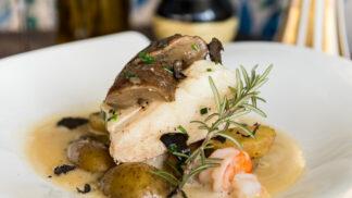 Tak trochu jiná ryba: Recept na Mare Monti od gastro legendy Roberta Chejna