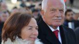 Bývalá první dáma Livia Klausová slaví 76. narozeniny: Část dětství strávila v dětském domově, rodiče jí vážně onemocněli