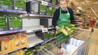 Češi v sobotu darovali potřebným přes 380 tun potravin