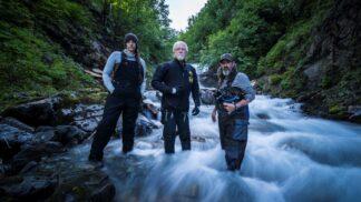 Hladoví medvědi i padající kameny: Cesta za zlatem ještě nikdy nebyla tak nebezpečná