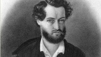 Před 183 lety zemřel český básník Karel Hynek Mácha: Vedl si lechtivý deník a pro ránu nešel daleko