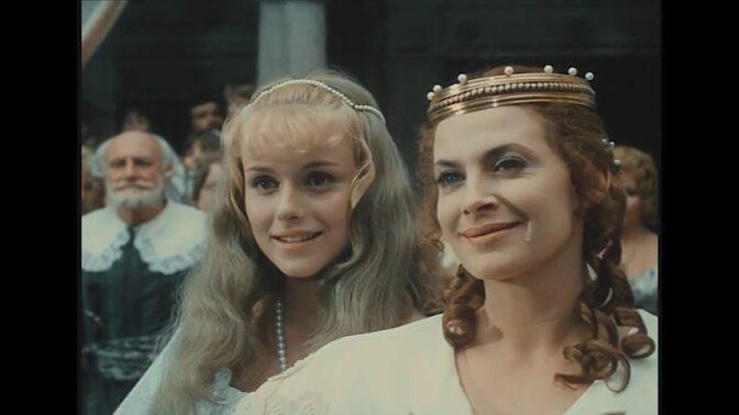 Jak se budí princezny: Při natáčení si Hrušínský zlomil nohu, scénu v rybníku točil se sádrou obalenou igelitem