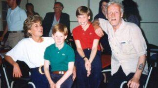 Návrat na místo činu: Princezna Diana by byla na své syny pyšná # Thumbnail