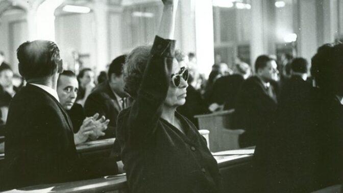 Před 33 lety zemřela významná disidentka Gertruda Sekaninová-Čakrtová: Bohatá Židovka, která utekla z pochodu smrti