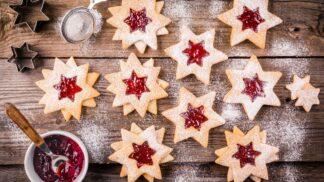 Bezlepkové vánoční cukroví: Variace klasických oblíbených receptů pro celiaky