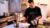 Spojení jídla a graffiti: Dopřejte si gastronomický i umělecký zážitek