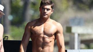 10 nejvíc sexy herců roku 2019: Dornan zaujal jako chlípník, Hemsworth jako silák, Efron roztomilým kukučem # Thumbnail