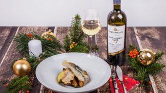 Vánoční tipy sommeliera: Jak vhodně kombinovat pokrmy s vínem a sektem?