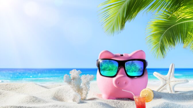 Jak ušetřit na dovolené? Poradíme vám trik, který byste nečekali!
