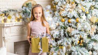 Nejkrásnější pocit nejen o Vánocích? Rozzářené dětské oči z dárků!