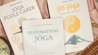 Objevte knižní průvodce světem klidné i dynamické jógy