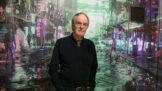 Thumbnail # Otec Toma Hardyho Chips Hardy v Praze: Navštíví sci-fi festival a pracuje na scénáři kfilmu Válka sMloky dle knižní předlohy Karla Čapka