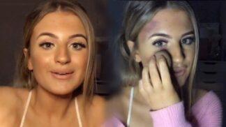 Šestnáctiletá Amber nahrála v populární aplikaci Tik Tok silné video. Upozorňuje tím na domácí násilí