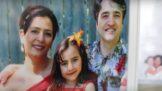 Sestřelené letadlo v Íránu mu vzalo manželku i dceru. Milující otec poslal do světa dojemná slova i video malé pianistky