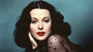 Krásná herečka Hedy Lamarrová zemřela před 20 lety: Byla šestkrát vdaná, nebránila se erotice, vynalezla svítící obojky pro psy