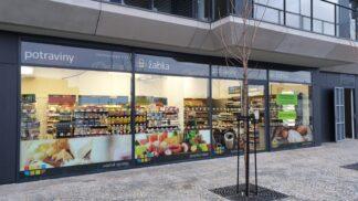 Obyvatelé Prahy a Brna mohou ode dneška využít služeb nových prodejen Žabka # Thumbnail