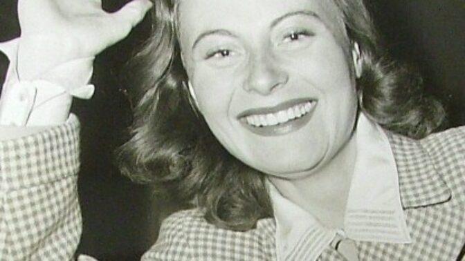 Legendární herečka Michèle Morgan by oslavila stovku: Mohla hrát v Casablance, má hvězdu na chodníku slávy