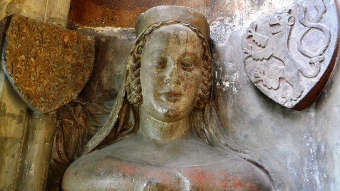 Blanka z Valois: První manželka Karla IV. byla drobounká bledá blondýnka