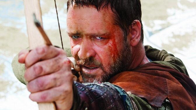 Hvězdný herec Russell Crowe. S kariérou mu pomohla jeho láska Sharon Stone, pak se rozešli