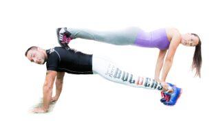 Společné cvičení výrazně zlepšuje partnerský vztah, zjistila nová studie