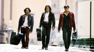 Akční film Tenkrát v Mexiku: Filmový debut zpěváka Enriqua Iglesiase, Nicolas Cage odmítl roli Sandse
