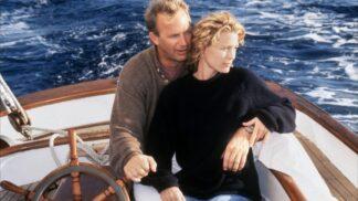 Romantické drama Vzkaz v láhvi: Herci Kevin Costner, Robin Wright Penn a Paul Newman dodávají snímku hvězdnou sílu