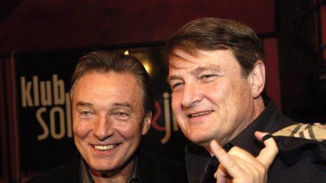 Ladislav Štaidl, parťák Karla Gotta: Kvůli Bartošové se spolu dlouho nebavili
