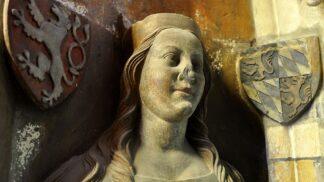 Anna Falcká a geniální politický tah. Druhá manželka Karla IV. se dožila pouhých 23 let