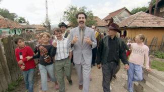 Sacha Baron Cohen a Borat: Inspiraci našel u židovského doktora a kdyby nebyl rychlý, zabili by ho
