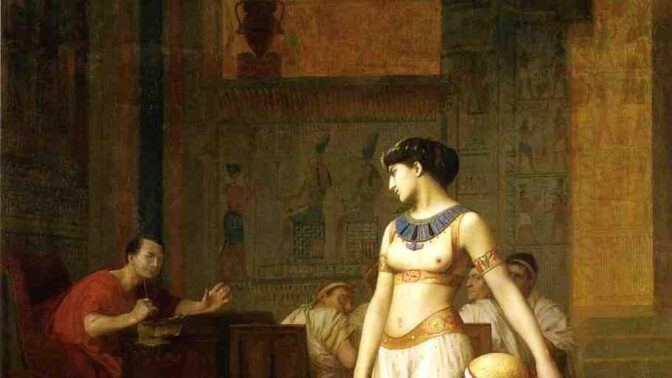 Historie parfémů: Kleopatra jimi sváděla muže, Řekům voněla každá část těla jinak