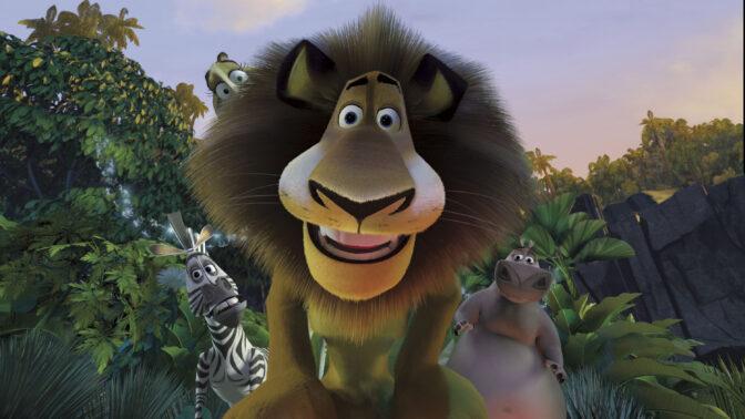 5 faktů o animáku Madagaskar: Pravda o lemurech, lvu Alexovi a hrošici Glorii