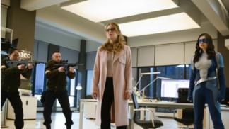 Seriálová Supergirl oznámila radostnou zprávu: Melissa Benoist je těhotná
