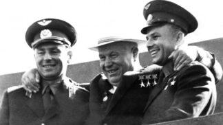52 let od smrti Jurije Gagarina: První člověk, který vzlétl do vesmíru a pak přistál s padákem na oraništi # Thumbnail