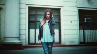 Módní kožená bunda: Motorkářský kousek, který tu s námi bude navždy