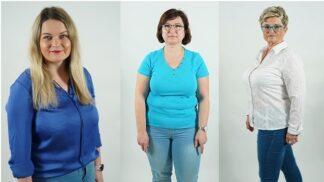 Hubněte s námi: Pět odvážných žen má za sebou první týden diety. Jak se cítí?