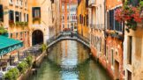 Druhá strana koronavirové epidemie. Do Benátek se znovu vrátili delfíni a labutě