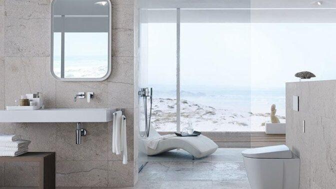 Designově a funkčně: koupelnové zástěny jsou zase trendy