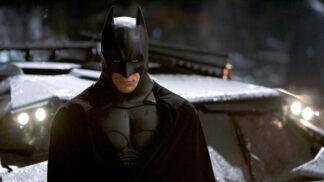 Film Batman začíná: Problémy Christiana Balea s netopýří identitou, opilec v Batmobilu a hudba Antonína Dvořáka