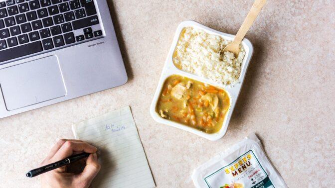 Neztrácejte čas přípravou oběda. Stačí si jen vybrat
