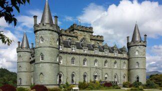Virtuální cesta za tajemstvím skotských hradů: Poznejte strašidla, soukromou armádu i českou šlechtičnu