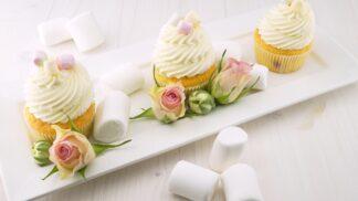 Královské košíčky neboli cupcakes: Vyzkoušejte recept přímo od cukráře královny Alžběty II.
