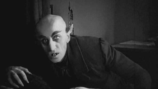 Upír Nosferatu Max Schreck: Podivín byl i v soukromí. Žil mimo realitu a hodiny trávil v lese