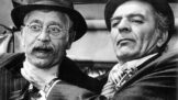 Komedie Tchán: Josef Bláha natáčel se zlomeným žebrem, Bróďa mu chtěl brát míry na rakev