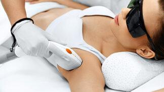 Laserové epilace: Zbavte se chloupků natrvalo. Je vhodná i na obličej či třísla